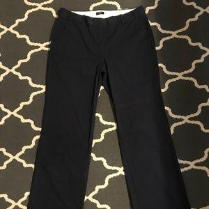 Women's J Crew Stretch- City Fit Pants